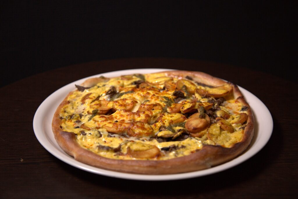 Glutenfri pizza i Herning
